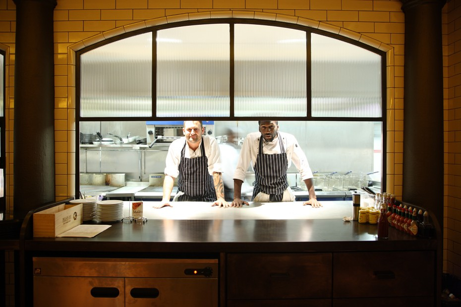 Kitchen chefs Hawks SD